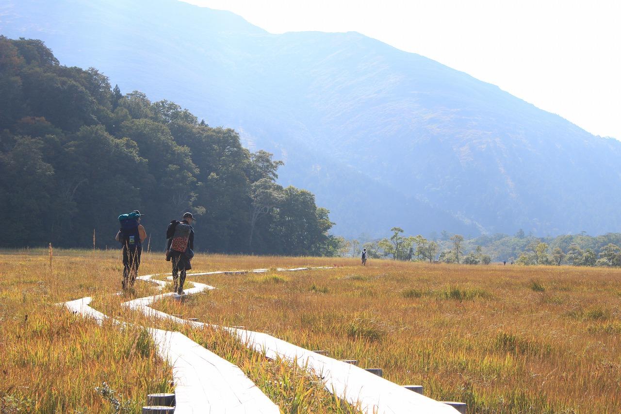 【登山】2泊3日の尾瀬!秋の尾瀬ヶ原とキャンプを楽しむ。(概要編)