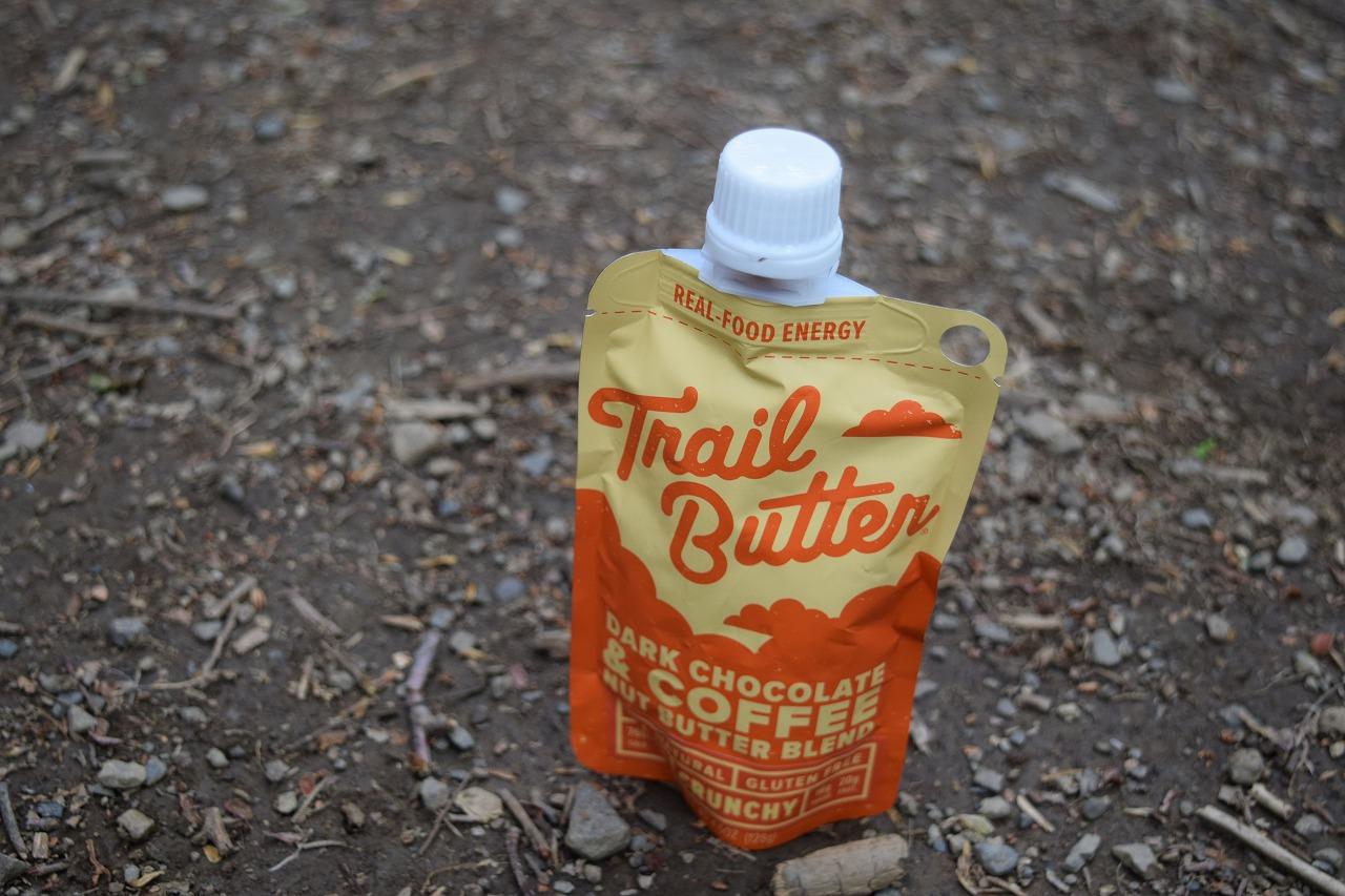 トレイルバターは行動食に最適!軽量かつ高カロリー!