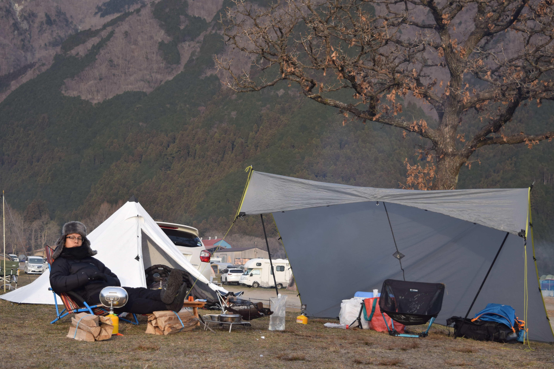 【ULキャンプ】年越しキャンプ!?ふもとっぱらキャンプ場でマイナス10度キャンプ!