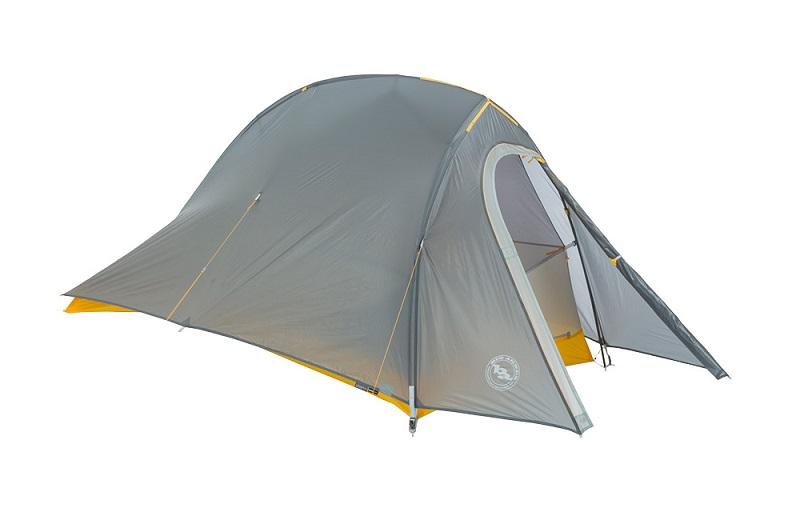 【ギア紹介】自転車旅をするのに考慮されたテント!BIG AGNESの「Fly Creek HV UL1 Bikepack」!