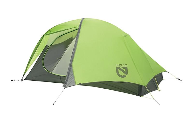 【ギア紹介】NEMO HORNET STORM2P(ホーネットストーム2P)2人用テントで重量1キロを下回るテントがいよいよ出て来た。