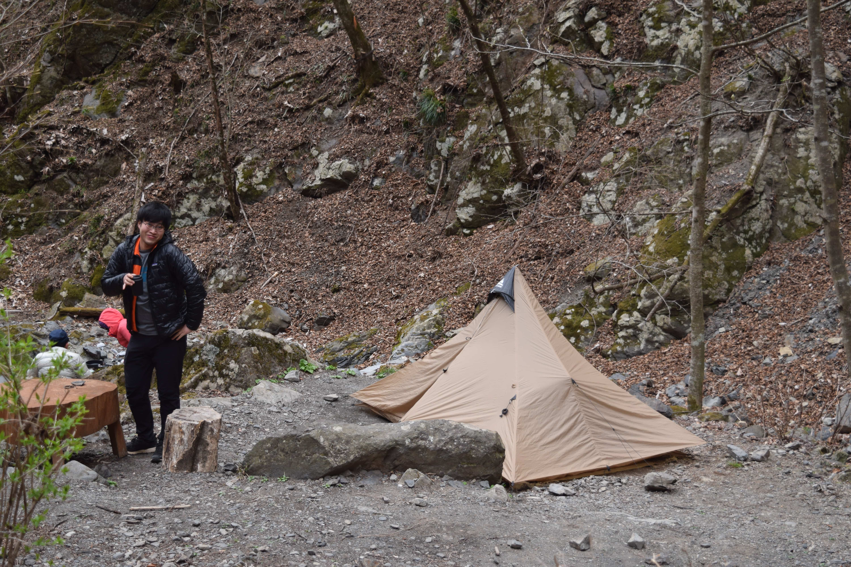 【隣のULキャンパー】ローカスギアのクフHBは完璧なテント?