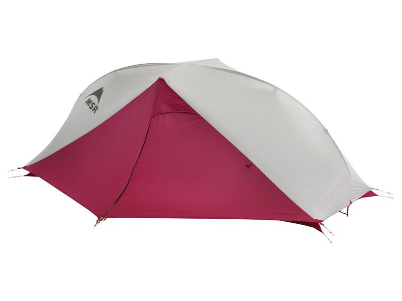 【ギア紹介】MSRの最軽量テント「カーボンリフレックス1」