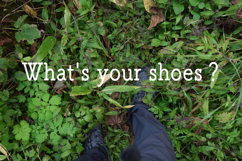 山歩きの靴は何がおすすめ?ミドルカット?ローカット?運動靴?